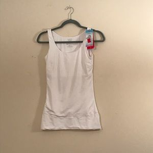 """Assets by Spanx NWT """"top this"""" shaping tank"""